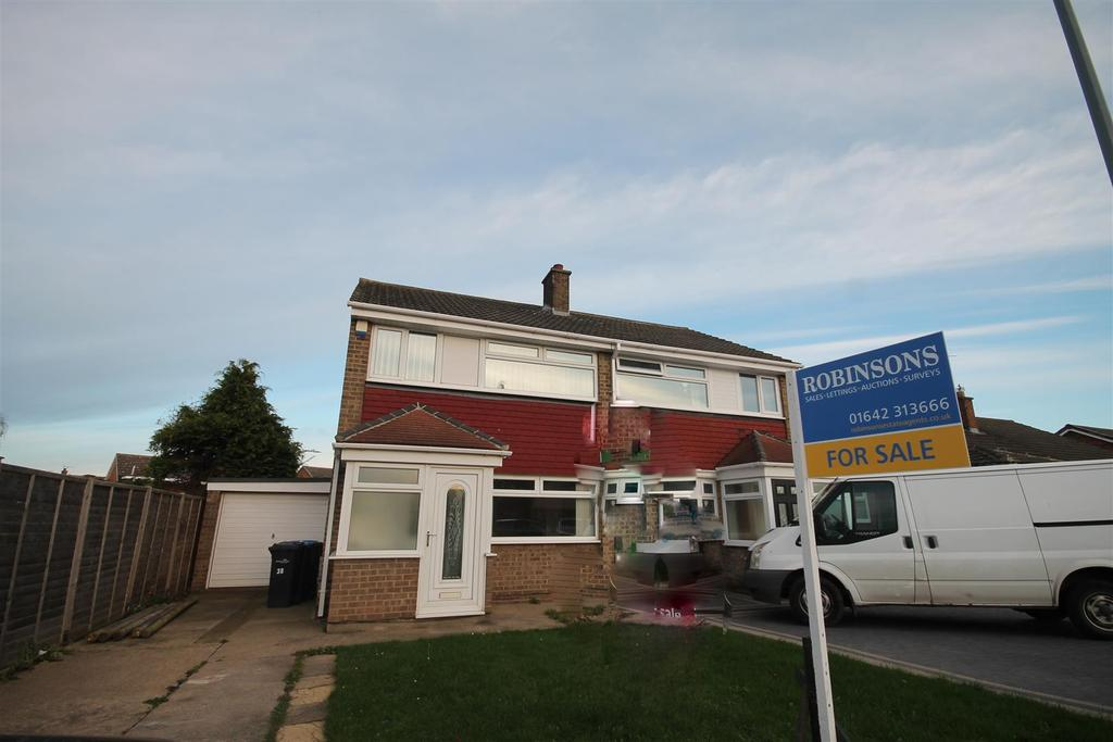 Carlbury Avenue Middlesbrough Home For Sale