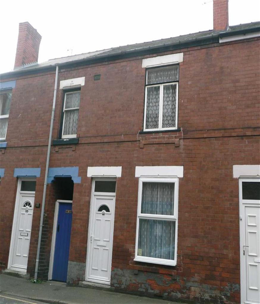 3 Bedrooms Terraced House for sale in Chester Street, Chesterfield, S40