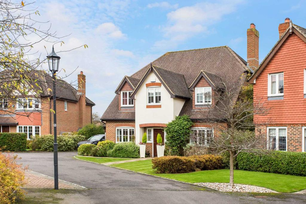 5 Bedrooms Detached House for sale in Blackmore Gate, Buckland