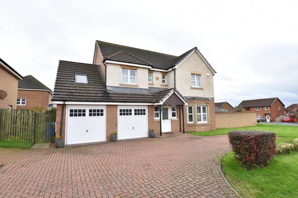 4 Bedrooms Detached Villa House for sale in 32 Kilmarnock Road, Monkton, KA9 2RJ