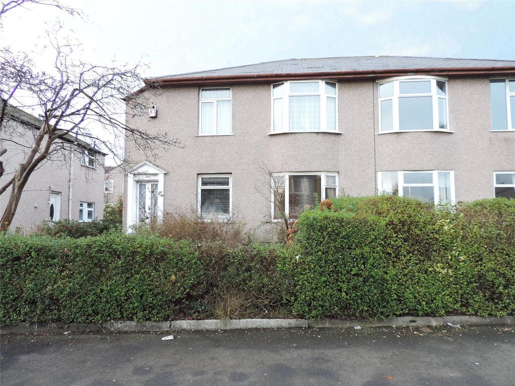 3 Bedrooms Flat for sale in 204 Castlemilk Road, Castlemilk, Glasgow, G44