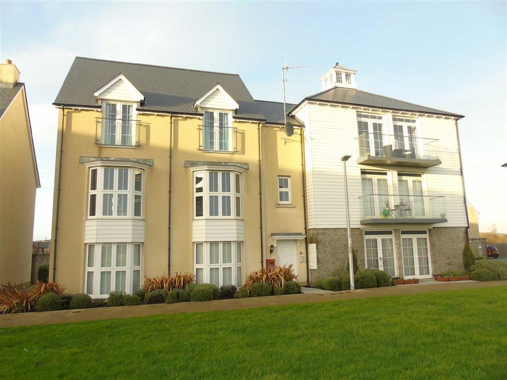 2 Bedrooms Apartment Flat for sale in Y Corsydd, Machynys, Llanelli