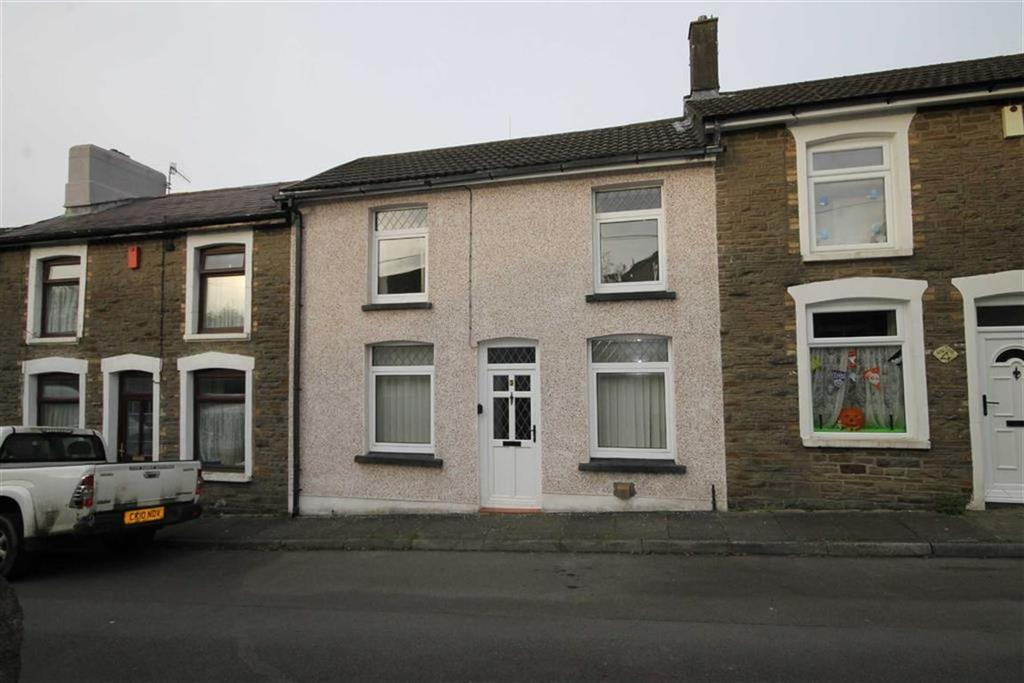2 Bedrooms Terraced House for sale in Mount Pleasant, Maesycwmmer, CF82
