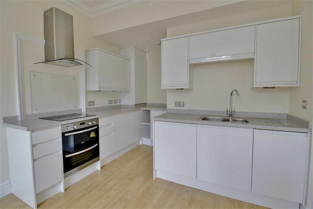 Open Plan Living/Kitchen Space