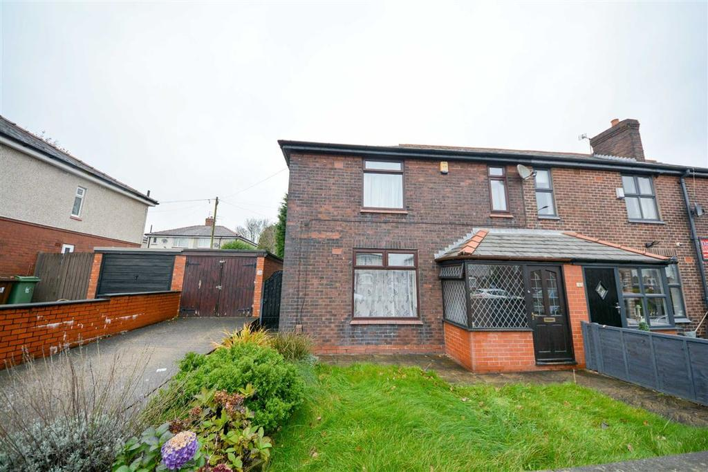 3 Bedrooms End Of Terrace House for sale in Beech Hill Avenue, Beech Hill, Wigan, WN6