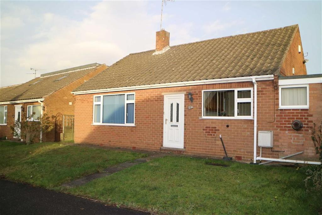 3 Bedrooms Detached Bungalow for sale in Greenacres, Kirkby In Ashfield, Notts, NG17