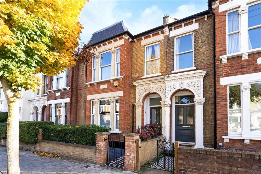 5 Bedrooms Terraced House for sale in Abbeville Road, Clapham, SW4