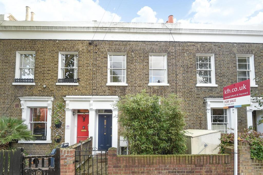 2 Bedrooms Terraced House for sale in Chadwick Road, Peckham