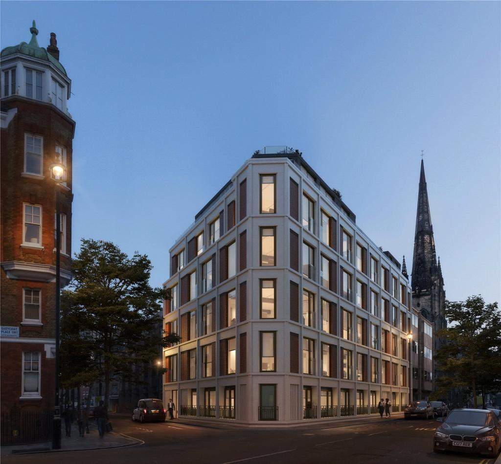 3 Bedrooms Flat for sale in Greycoat Street, London, SW1P