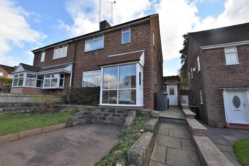 3 Bedrooms Semi Detached House for sale in Links Road, Oldbury
