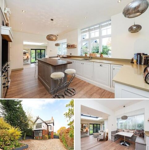 4 bedroom semi-detached house to rent - Manchester Road, Wilmslow, Cheshire, SK9