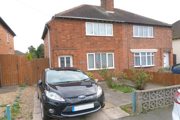 3 Bedrooms Semi Detached House for sale in Paget Avenue, Birstall, Leicester, LE4