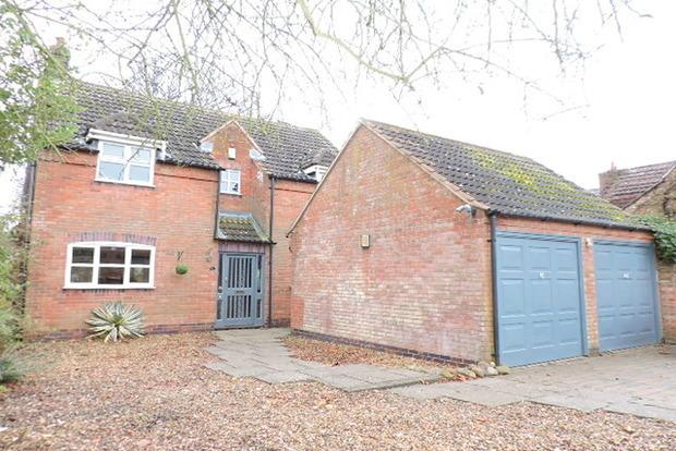 4 Bedrooms Detached House for sale in Church Street, Scalford, Melton Mowbray, LE14