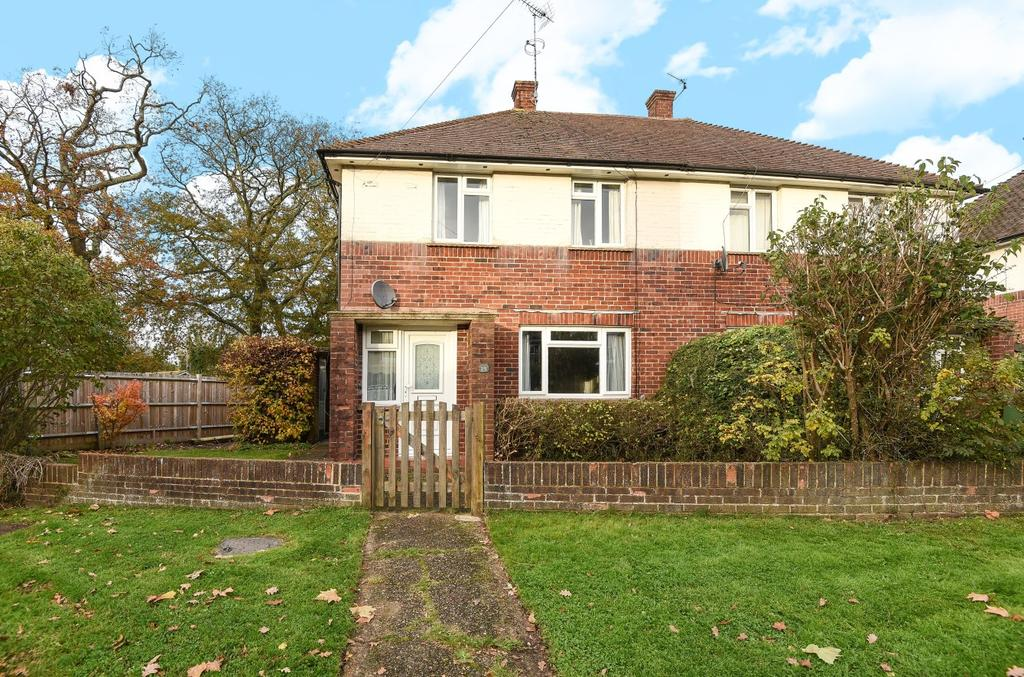 2 Bedrooms Semi Detached House for sale in Depot Road, Horsham, RH13