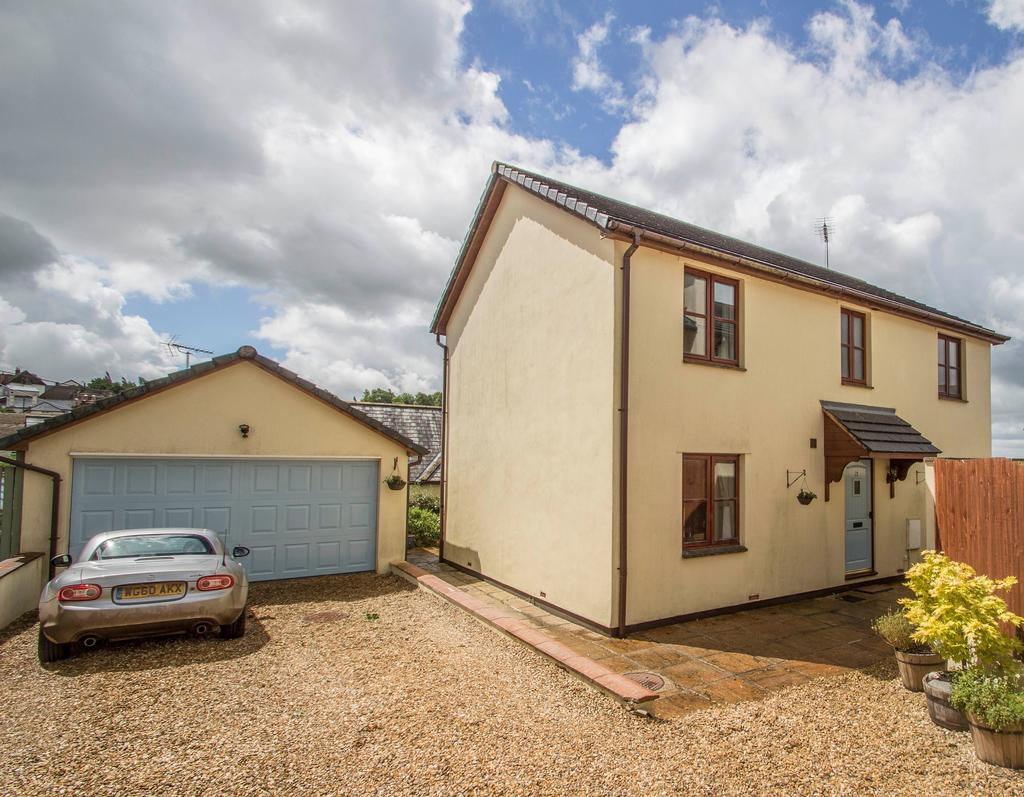 4 Bedrooms Detached House for sale in Bishops Meadow, Morchard Bishop EX17