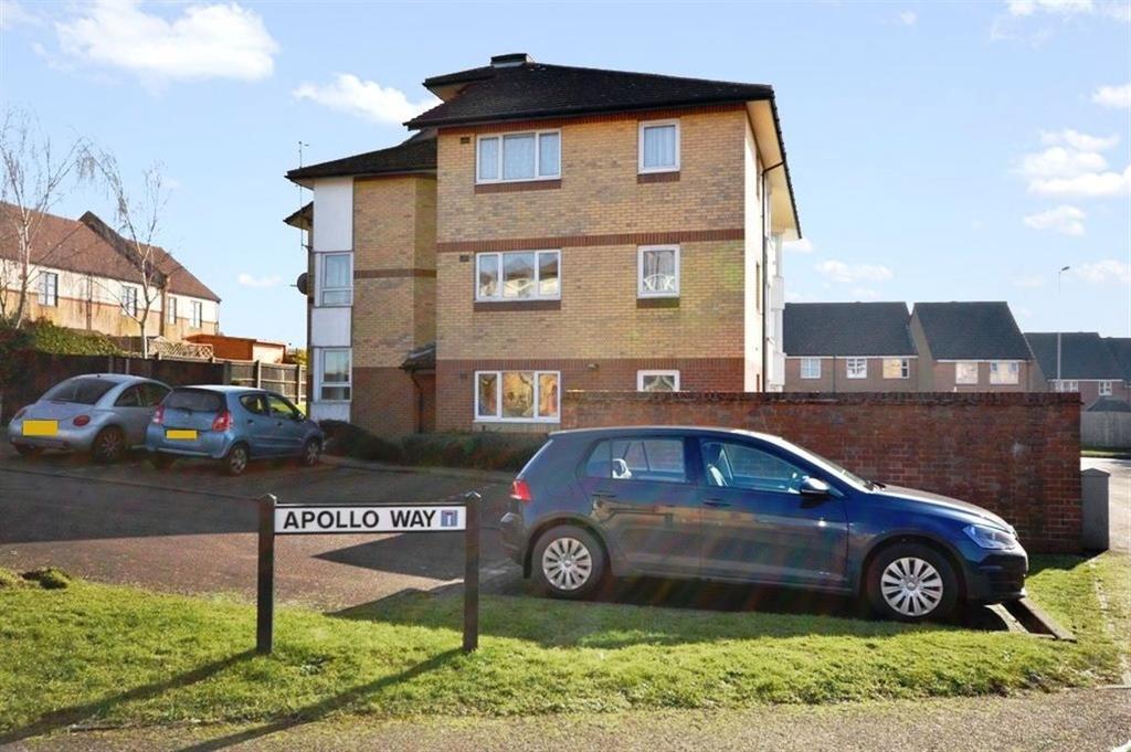 1 Bedroom Flat for rent in Apollo Way, Stevenage