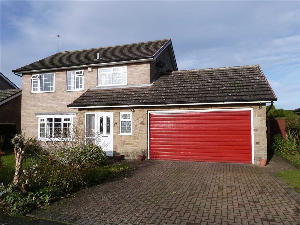 4 Bedrooms Detached House for sale in Sherbuttgate Road North, Pocklington