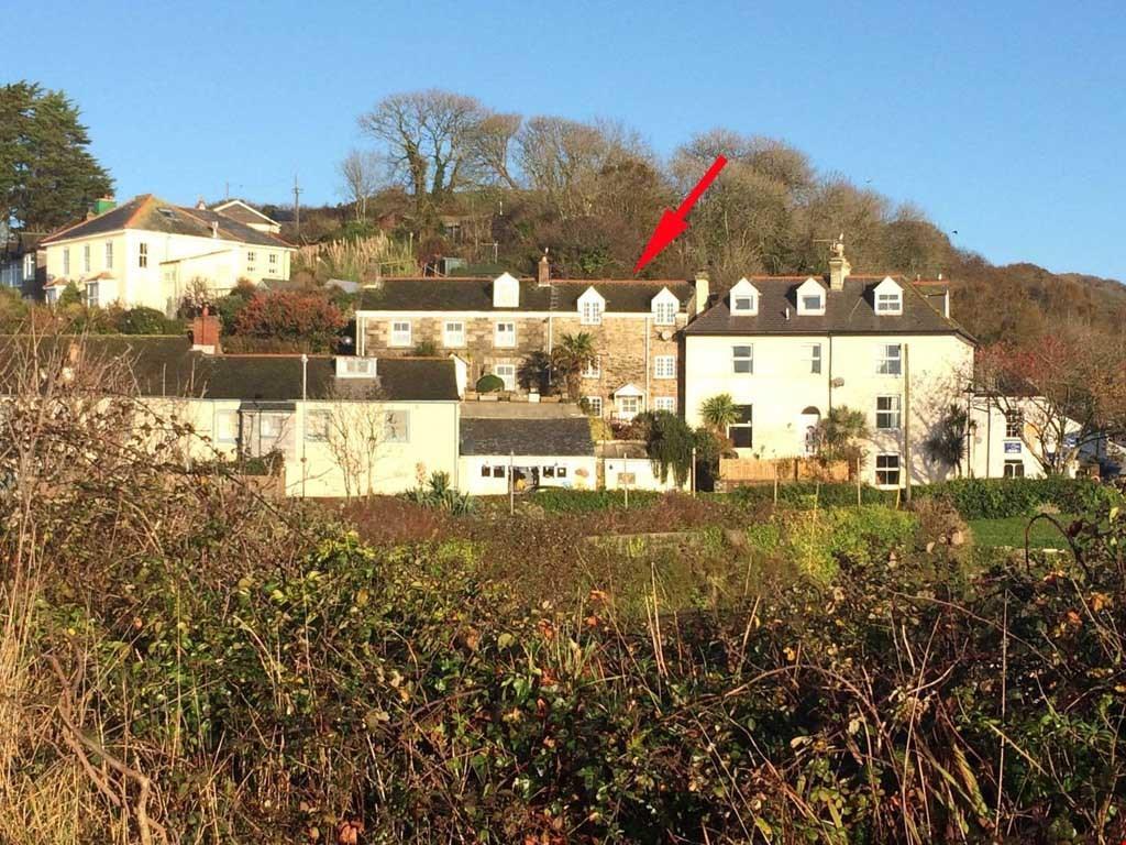 3 Bedrooms Terraced House for sale in Pentewan, Nr. Mevagissey, Cornwall, PL26