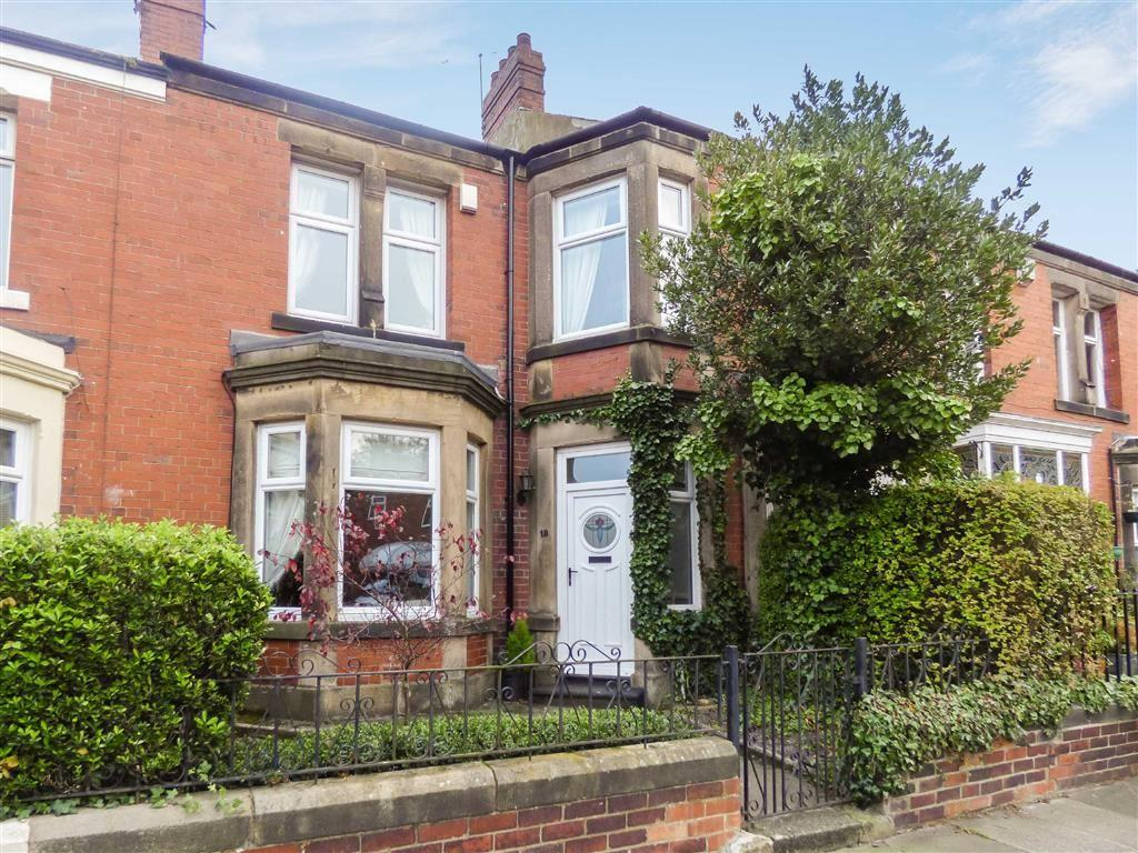4 Bedrooms Terraced House for sale in Walton Avenue, North Shields