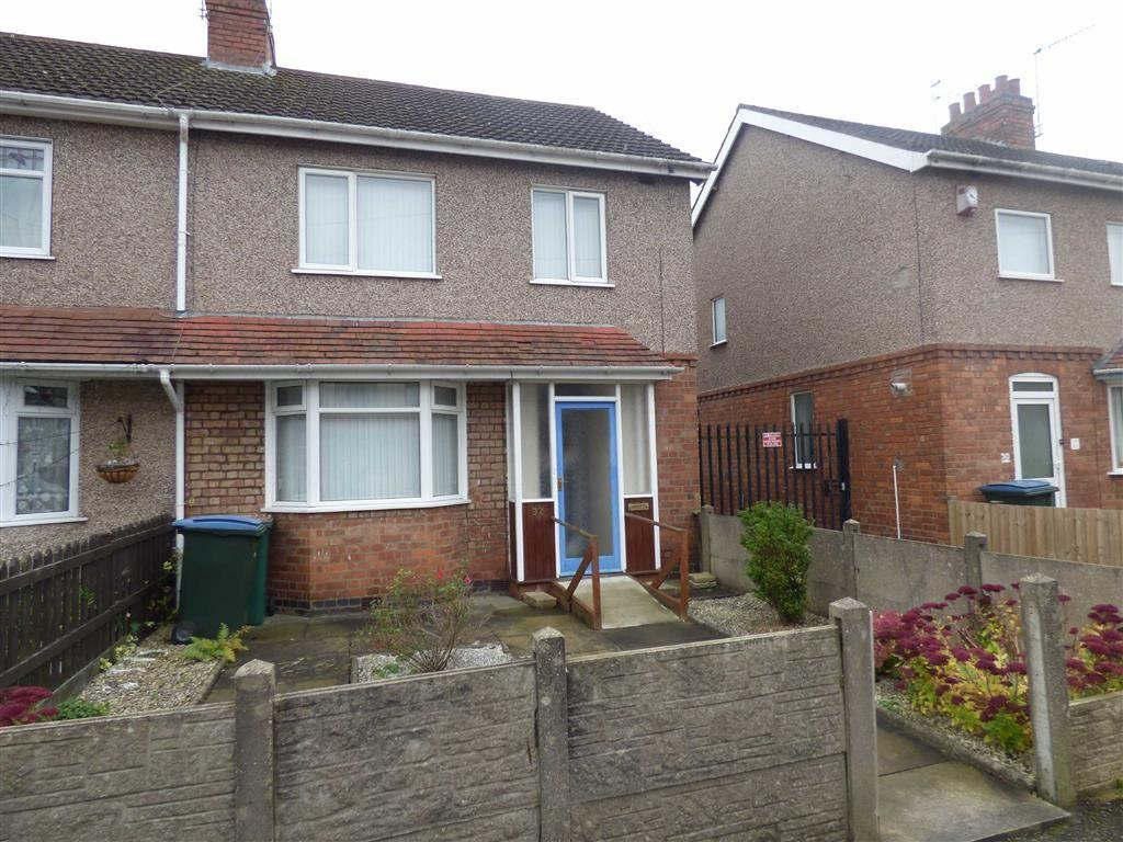 3 Bedrooms End Of Terrace House for sale in Wyken Avenue, Coventry