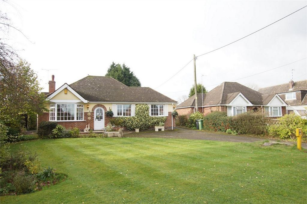 3 Bedrooms Detached Bungalow for sale in Station Road, Hatton, Warwick