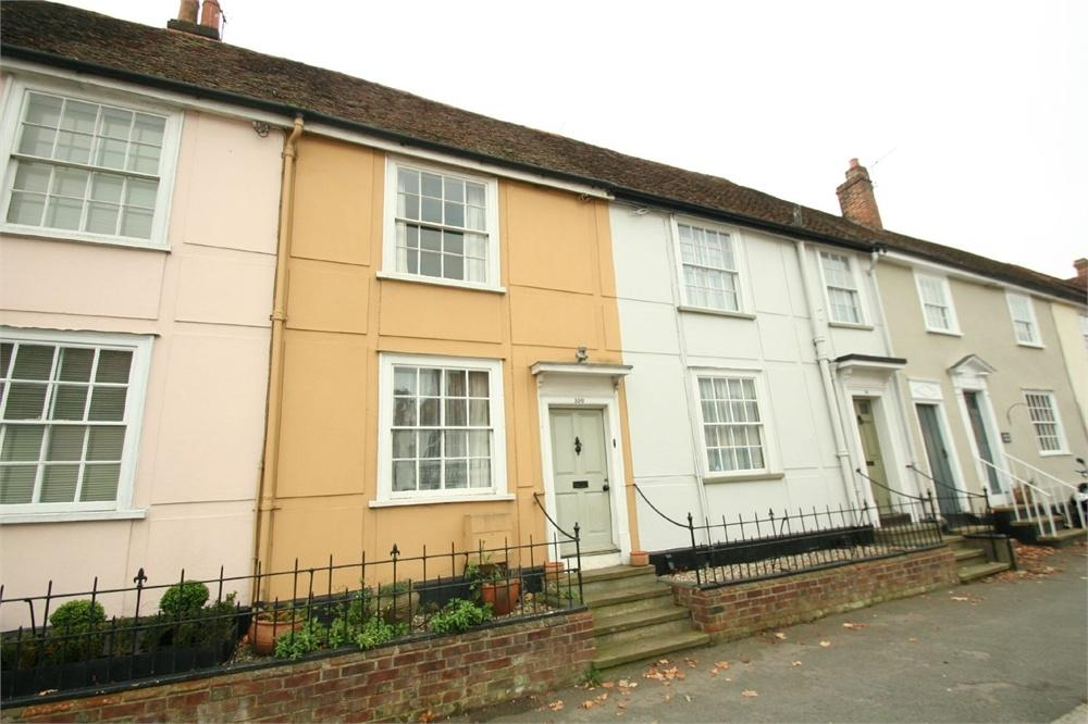 3 Bedrooms Terraced House for sale in High Street, Earls Colne, Near Colchester, Essex