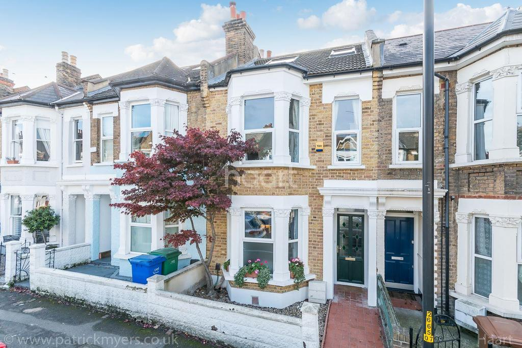 5 Bedrooms Terraced House for sale in Worlingham Road, East Dulwich, London, SE22
