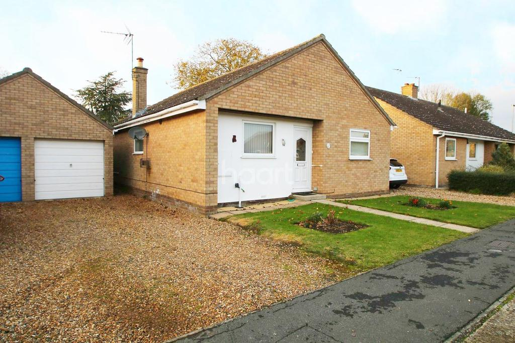 2 Bedrooms Bungalow for sale in The Grove, Stretham