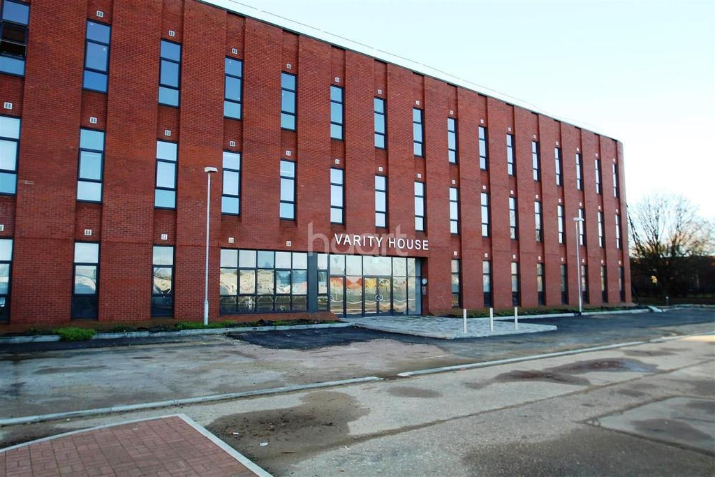2 Bedrooms Flat for sale in Peterborough