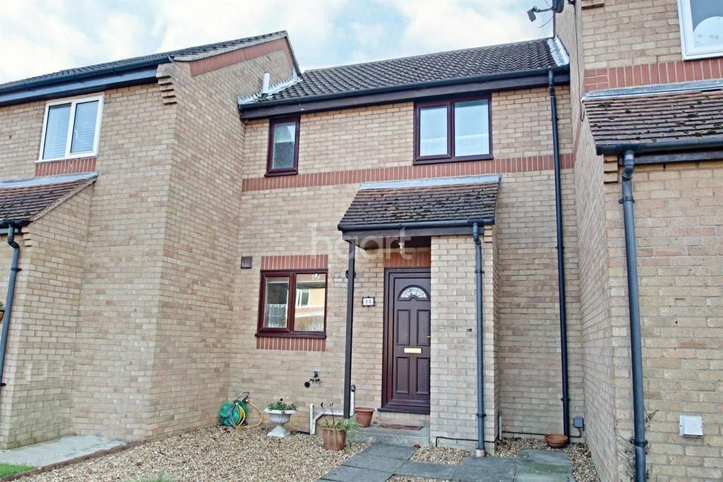 2 Bedrooms Terraced House for sale in The Spinney, Bar Hill