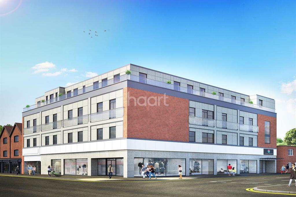 2 Bedrooms Flat for sale in Tmes Square, Southend on Sea