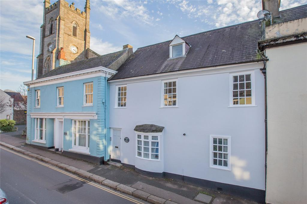 3 Bedrooms Terraced House for sale in Bridgetown, Totnes, TQ9