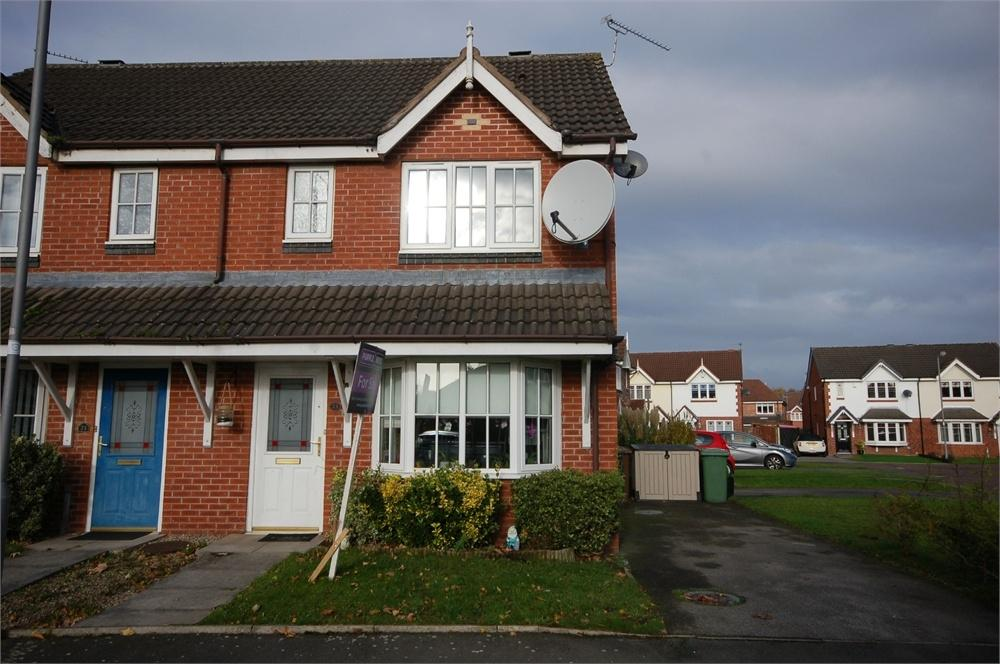 2 Bedrooms Semi Detached House for sale in Orchid Way, New Bold, ST HELENS, Merseyside