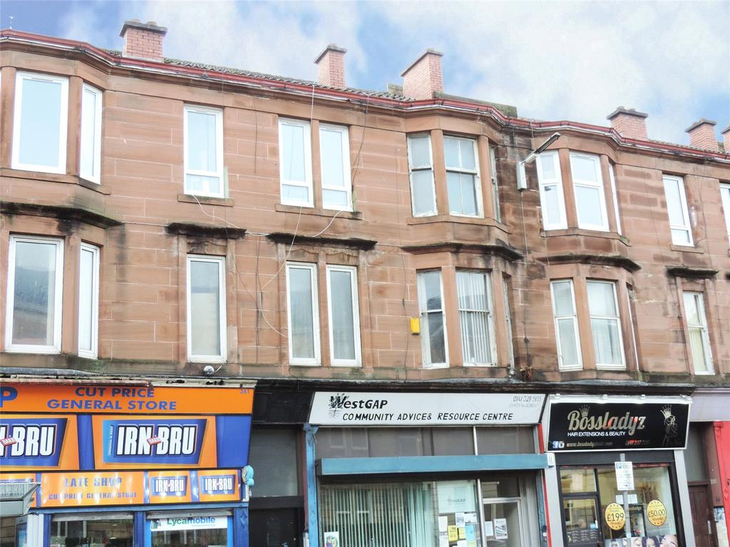 1 Bedroom Flat for sale in 2/1, 363 Paisley Road West, Cessnock, Glasgow, G51