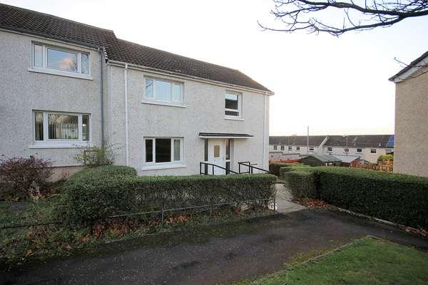 3 Bedrooms End Of Terrace House for sale in 18 Westhouses Road, Mayfield, Dalkeith, EH22 5QN