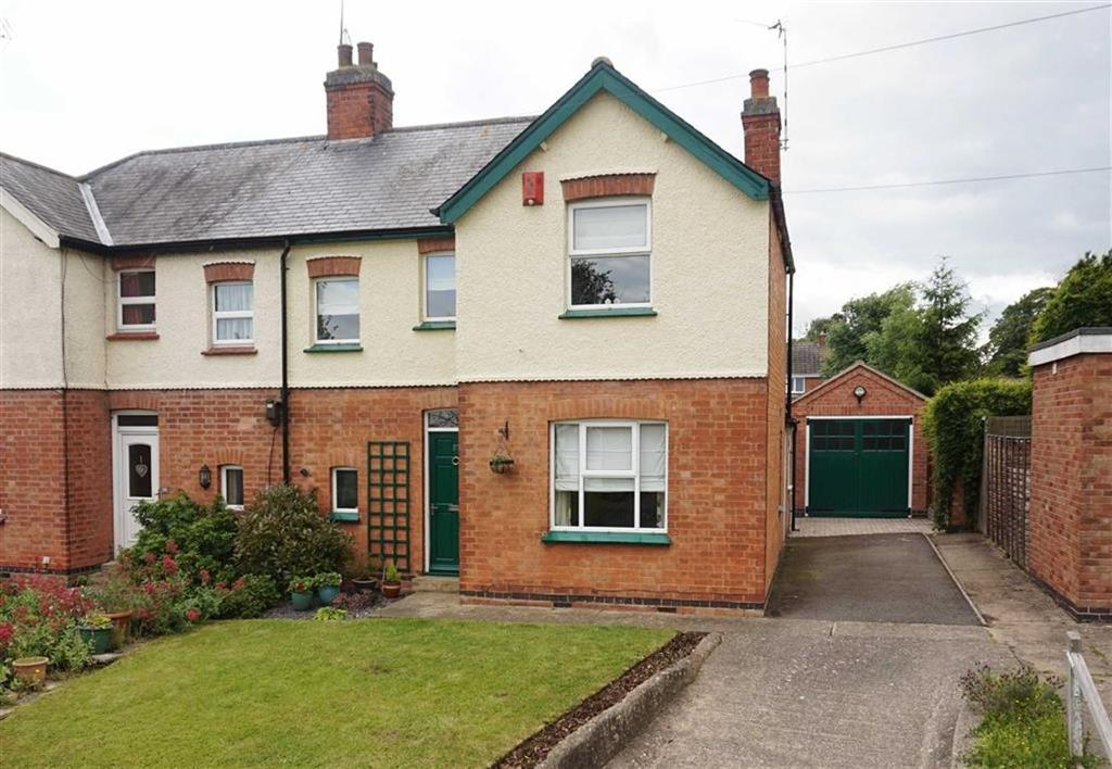 3 Bedrooms Semi Detached House for sale in Kibworth Beauchamp