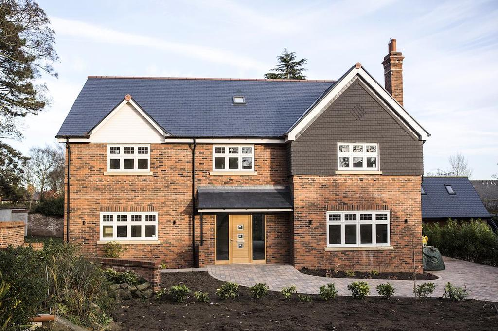 6 Bedrooms Detached House for sale in Bluebell Gardens, Woodfield Gardens, Hessle