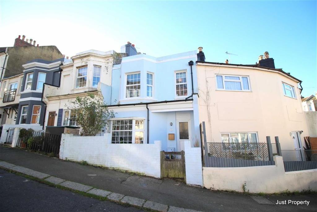 1 Bedroom Terraced House for sale in Whitefriars Road, Hastings
