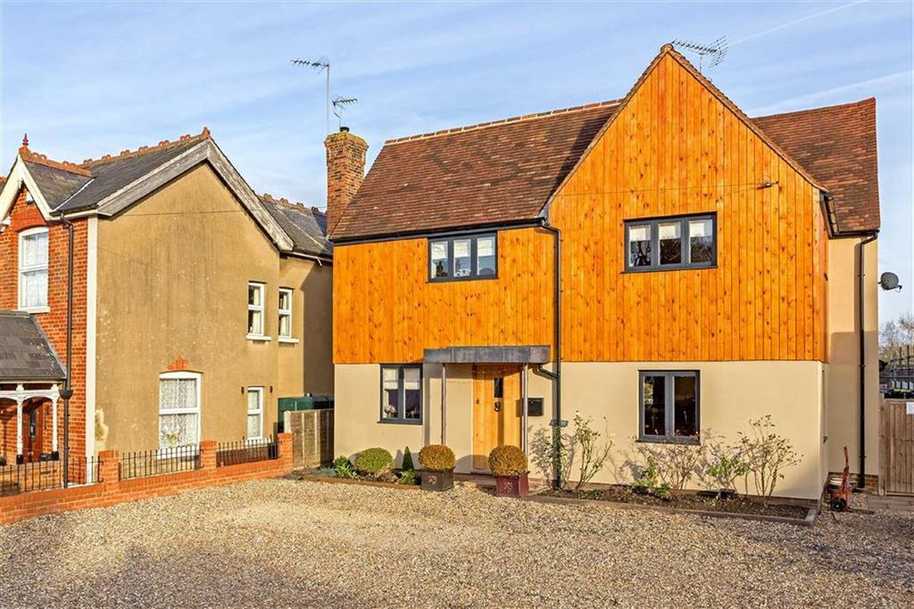 4 Bedrooms Detached House for sale in Hare Street, Buntingford, Hertfordshire, SG9