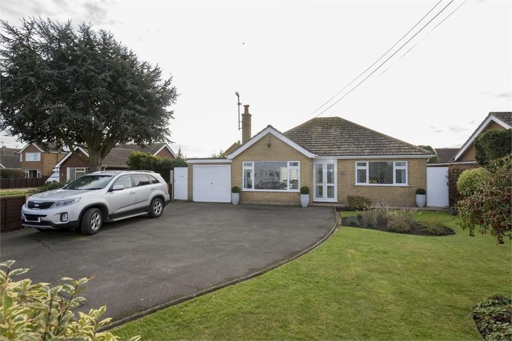 3 Bedrooms Detached Bungalow for sale in Badgate Road, Donington, Spalding, Lincolnshire