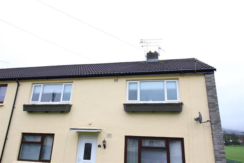 2 Bedrooms Flat for sale in Bryn Heol, Bedwas, Caerphilly