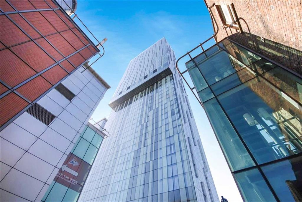 1 Bedroom Apartment Flat for sale in Beetham Tower, Deansgate, Manchester, M3