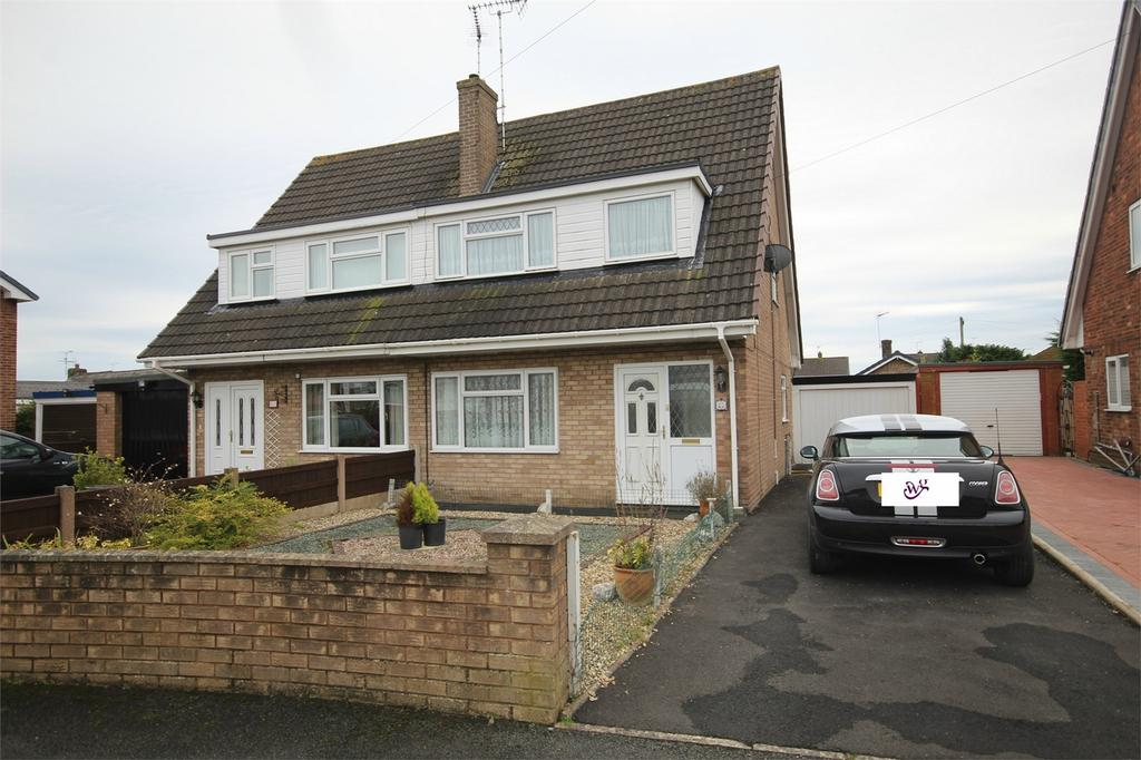 3 Bedrooms Semi Detached House for sale in Daleside, Buckley, Flintshire