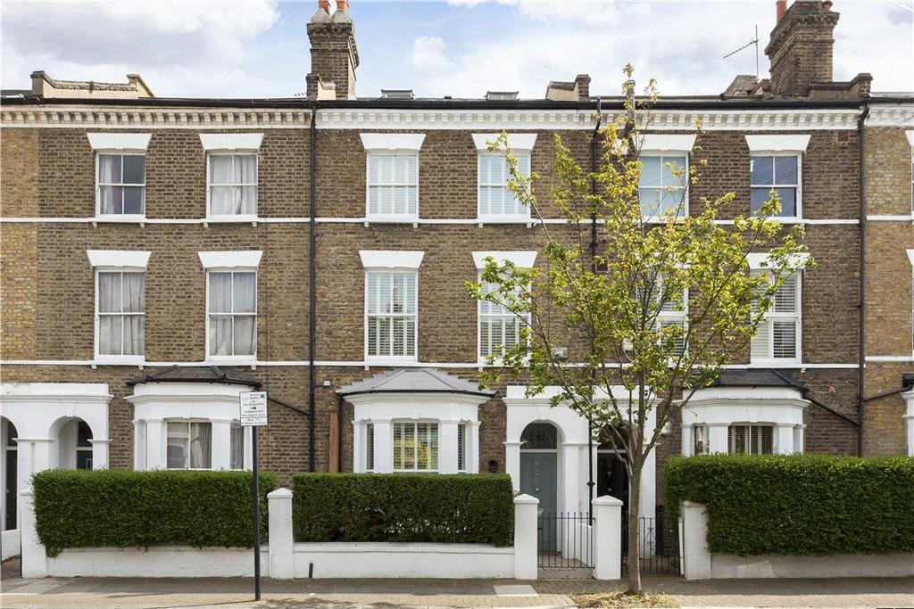 5 Bedrooms Terraced House for sale in Gowrie Road, London, SW11