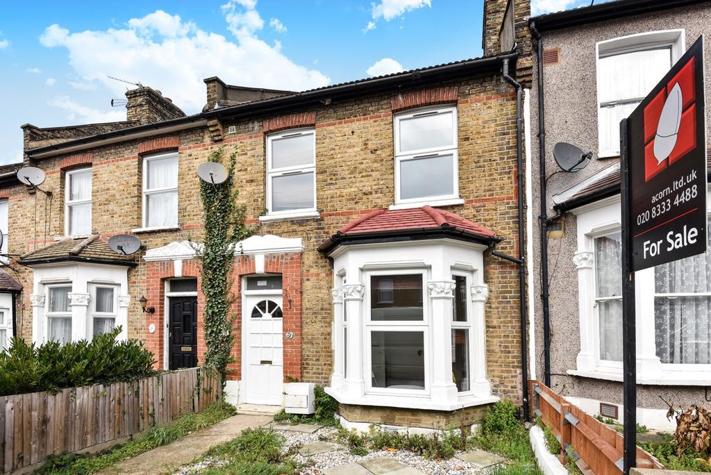 3 Bedrooms Terraced House for sale in Killearn Road London SE6