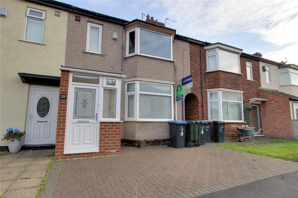 3 Bedrooms Terraced House for sale in Downside Road, Acklam