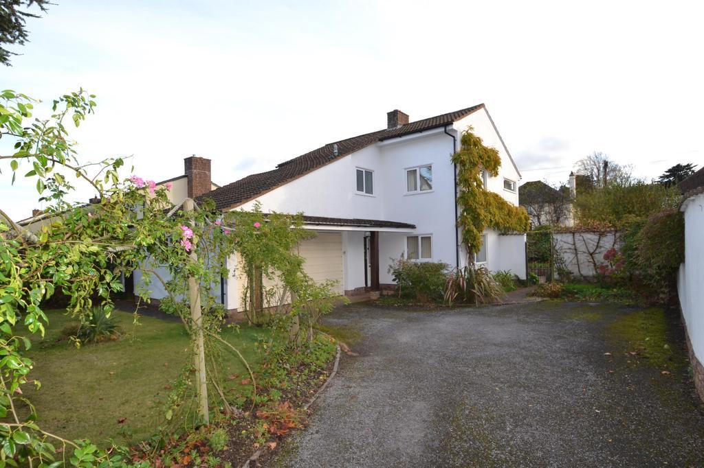 3 Bedrooms Detached House for sale in Hurlstone Park, Porlock