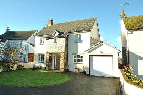 4 bedroom detached house for sale - Boundary Drive, Marhamchurch