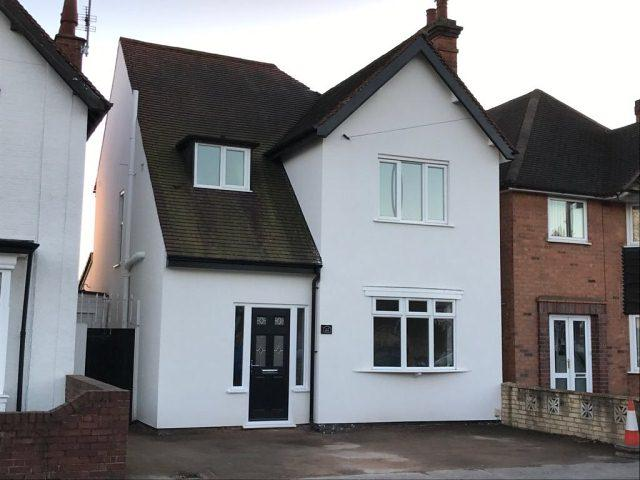 3 Bedrooms Detached House for sale in Kathleen Road,Sutton Coldfield,