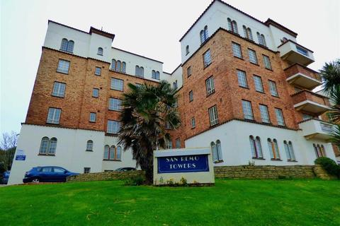 1 bedroom apartment to rent - San Remo Towers, Sea Road, Bournemouth